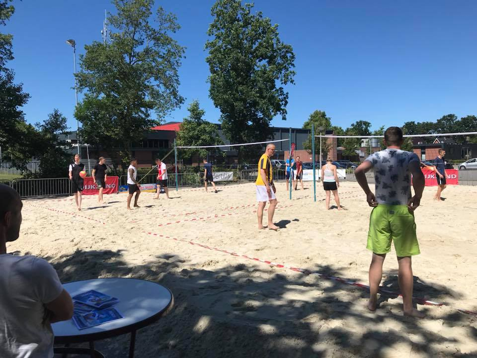 2de Editie Futsal Marum Beach Volleybal Toernooi